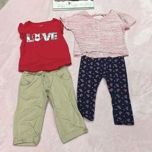 Lot of size 4 girls clothes